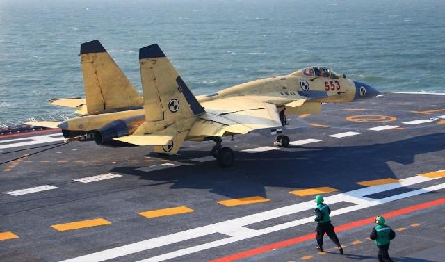 舰载机和陆基飞机有哪些区别?
