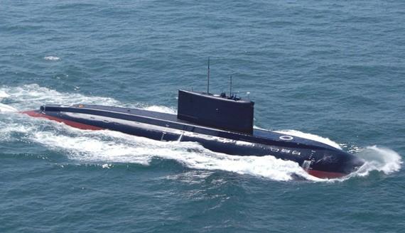 """""""拉达""""级潜艇"""