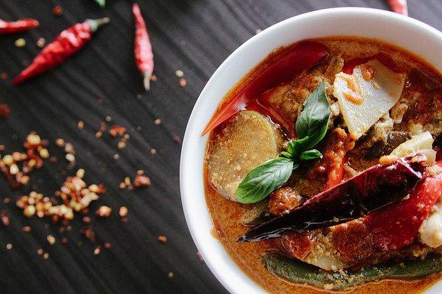 解辣食物排行榜,这9类人少吃点辣椒