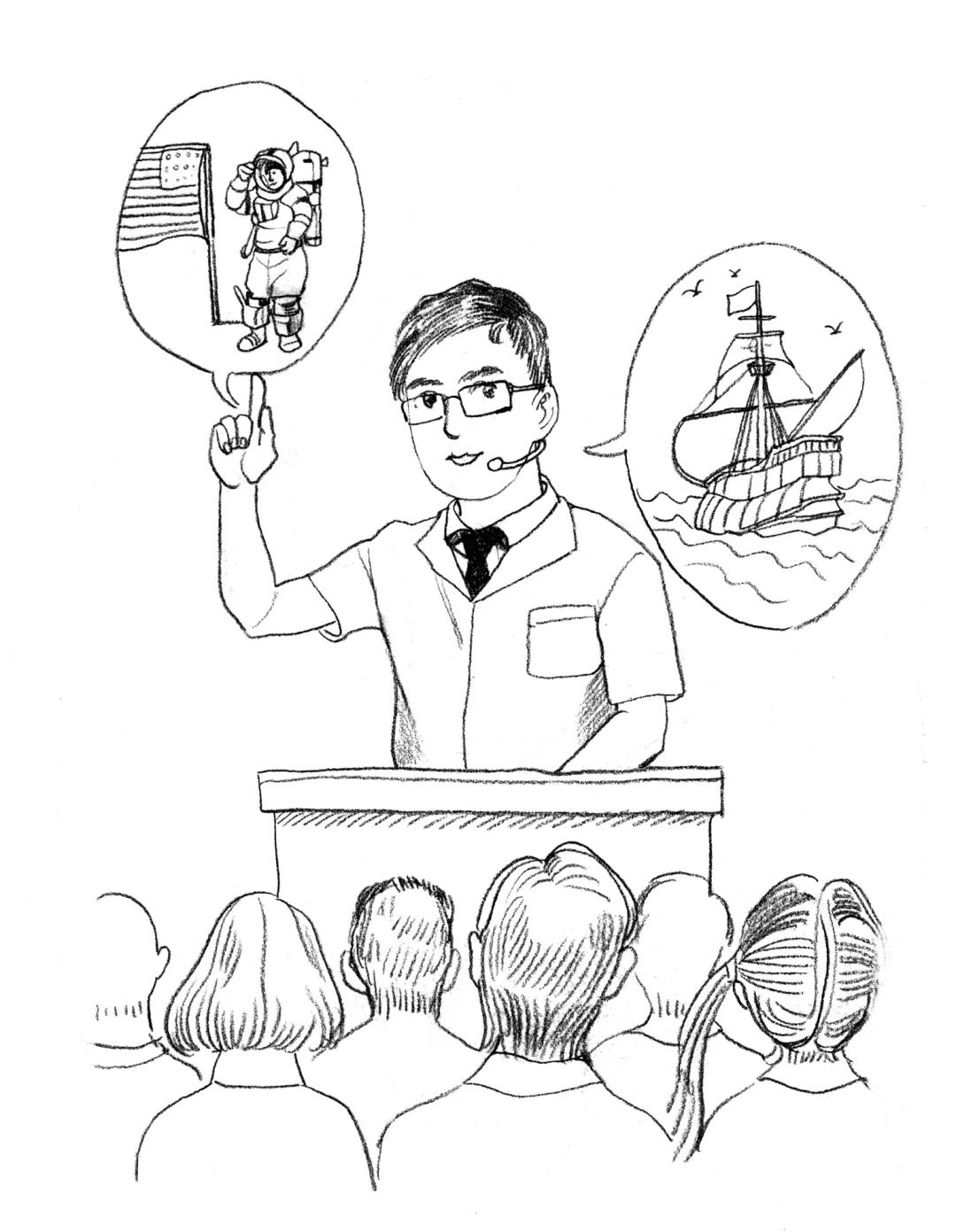 科学报告、科普宣讲与科普演讲的不同之处