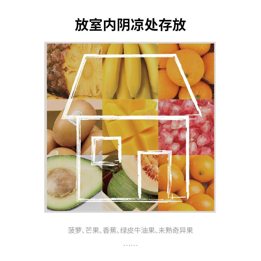 科普 - 水果储存小知识,那些水果不能放冰箱?