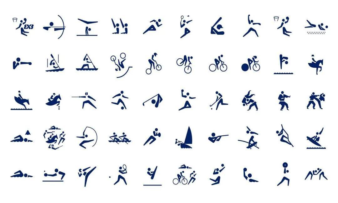 奥运会的各项运动,要怎么翻译?